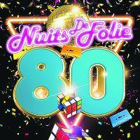 Cover  - Nuits de folie 80 [2017]